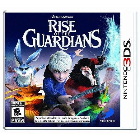 Jogo Nintendo 3DS Usado Rise of The Guardians