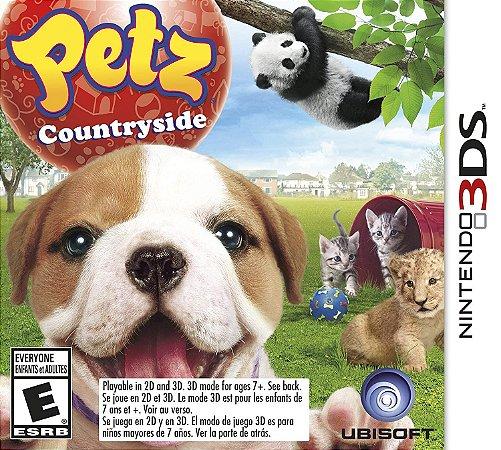 Jogo Nintendo 3DS Usado Petz Countryside