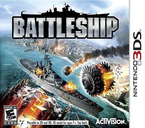 Jogo Nintendo 3DS Usado BattleShip