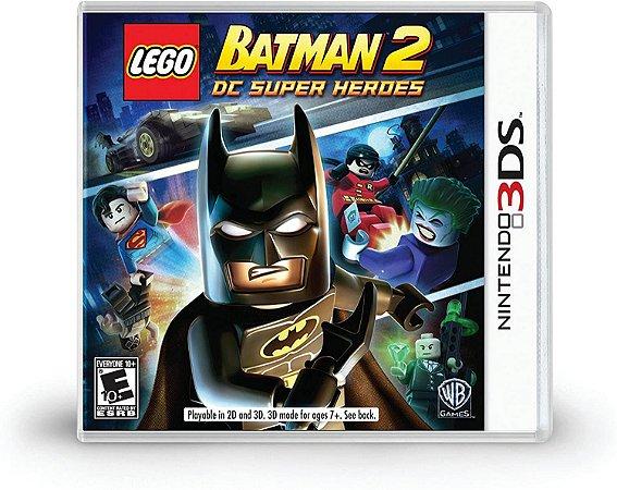 Jogo Nintendo 3DS Usado LEGO Batman 2 DC Super Heroes