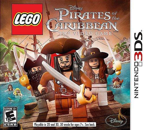 Jogo Nintendo 3DS Usado LEGO Pirates of The Caribbean