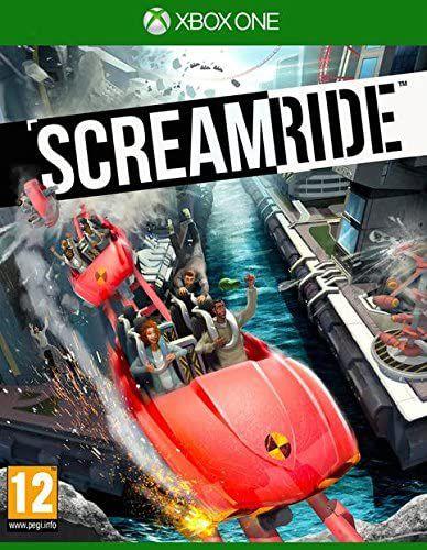 Jogo XBOX ONE Novo Screamride