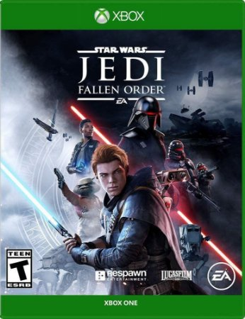 Jogo XBOX ONE Novo Star Wars Jedi Fallen Order