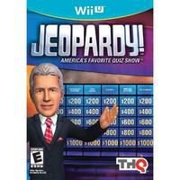 Jogo Nintendo WiiU Novo Jeopardy