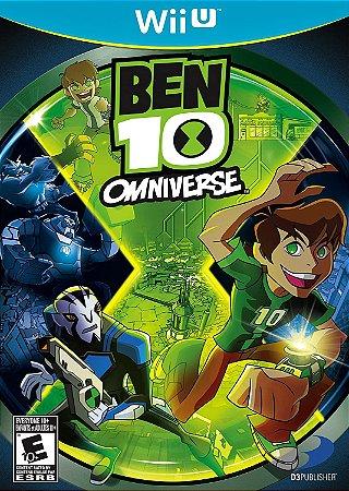 Jogo Nintendo WiiU Usado Ben 10 Omniverse