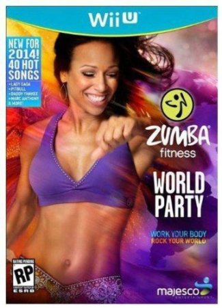 Jogo Nintendo WiiU Usado Zumba Fitness World Party