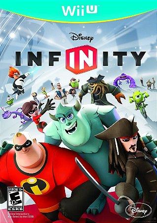 Jogo Nintendo WiiU Usado Disney Infinity