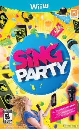 Jogo Nintendo WiiU Usado Sing Party