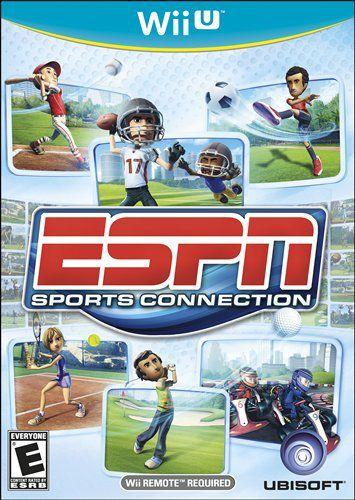 Jogo Nintendo WiiU Usado ESPN Sports Connection
