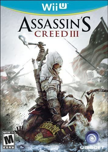 Jogo Nintendo WiiU Usado Assassin's Creed III