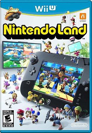 Jogo Nintendo WiiU Usado NintendoLand