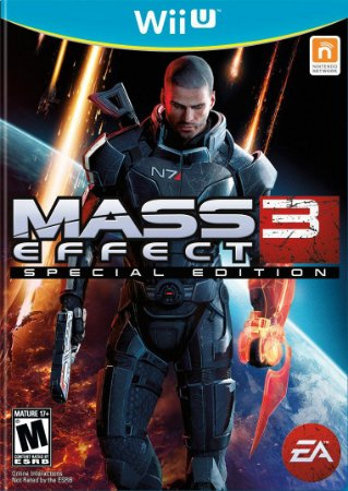 Jogo Nintendo WiiU Usado Mass Effect 3 Special Edition