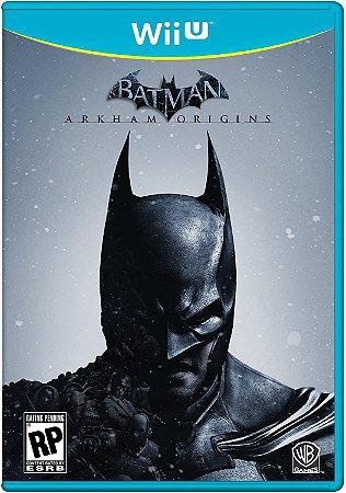 Jogo Nintendo WiiU Usado Batman: Arkham Origins