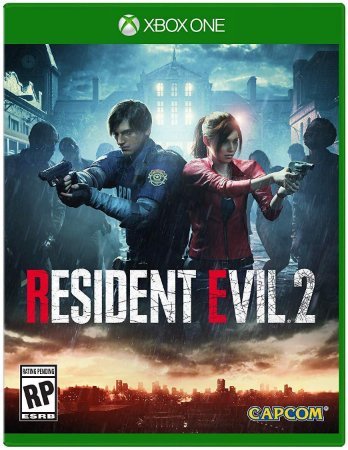 Jogo XBOX ONE Novo Resident Evil 2