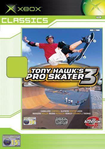 Jogo XBOX Usado Tony Hawk Pro Skater 3