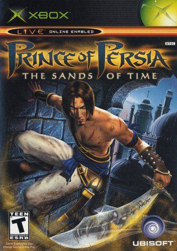 Jogo XBOX Usado Prince of Persia The Sands of Time