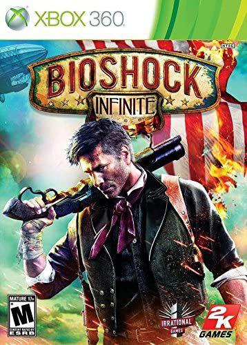 Jogo XBOX 360 Usado Bioshock Infinite