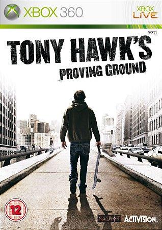 Jogo XBOX 360 Usado Tony Hawk's Proving Grounds