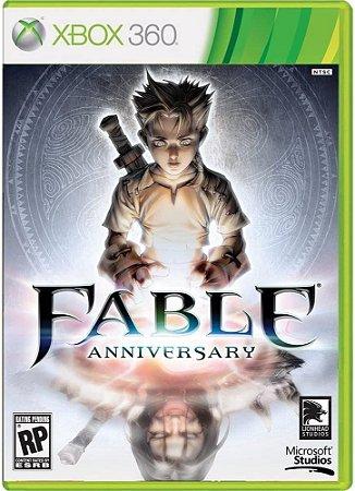 Jogo XBOX 360 Usado Fable Anniversary