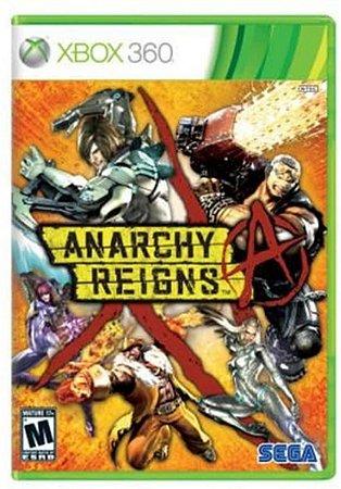 Jogo XBOX 360 Usado Anarchy Reings