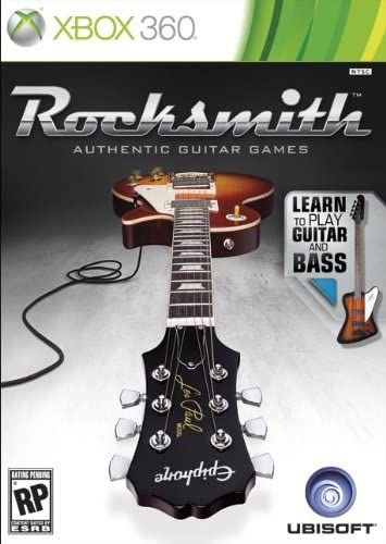 Jogo XBOX 360 Usado Rocksmith