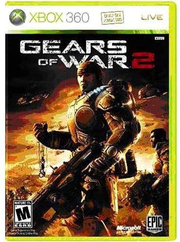 Jogo XBOX 360 Usado Gears of War 2