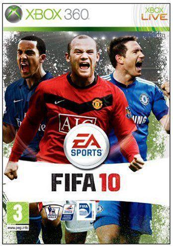Jogo XBOX 360 Usado FIFA 10