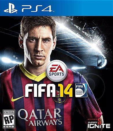 Jogo PS4 Usado FIFA 14