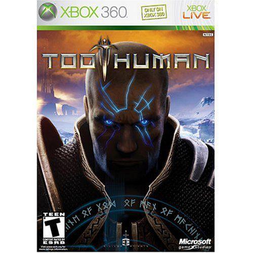 Jogo XBOX 360 Usado Too Human