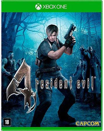 Jogo XBOX ONE Usado Resident Evil 4