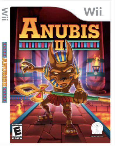 Jogo Nintendo Wii Usado Anubis II