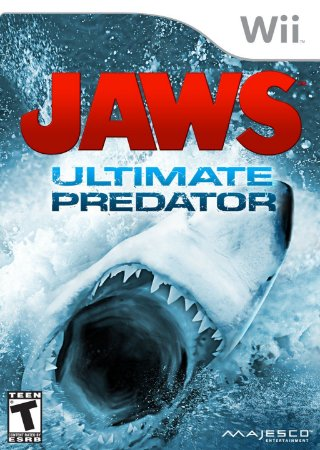 Jogo Nintendo Wii Usado Jaws Ultimate Predator