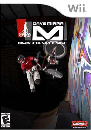 Jogo Nintendo Wii Usado Dave Mirra BMX Challenge