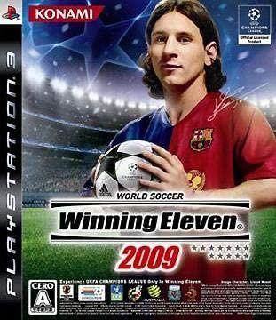 Jogo PS3 Usado Winning Eleven 2009