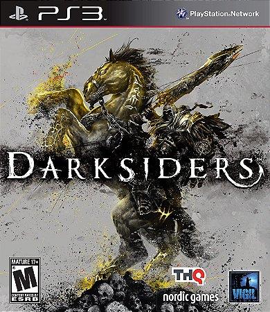 Jogo PS3 Usado Darksideres
