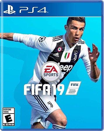 Jogo PS4 Usado FIFA 19