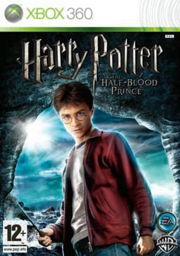 Jogo XBOX 360 Usado Harry Potter and The Half Blood Prince
