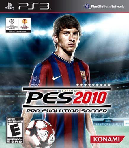 Jogo PS3 Usado PES 2010