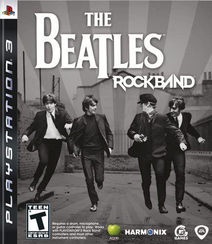 Jogo PS3 Usado The Beatles Rock Band