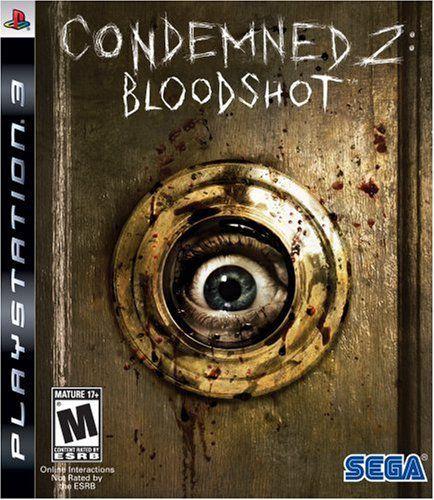 Jogo PS3 Usado Condemned 2 Bloodshot