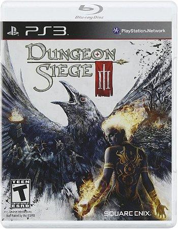 Jogo PS3 Usado Dungeon Siege III