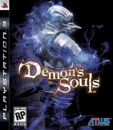 Jogo PS3 Usado Demon's Souls