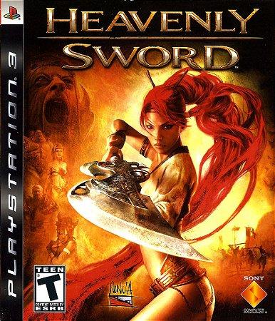 Jogo PS3 Usado Heavenly Sword