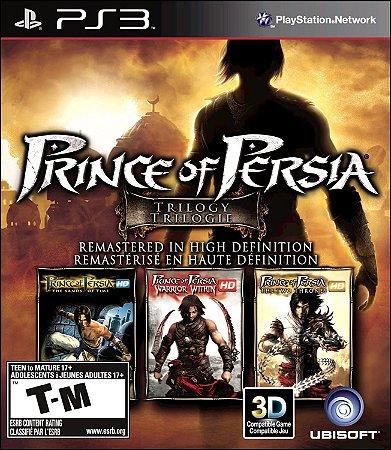 Jogo PS3 Usado Prince of Persia Trilogy