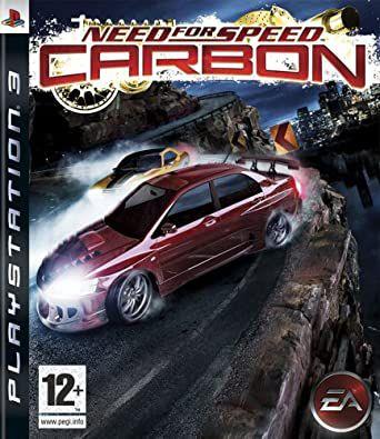 Jogo PS3 Usado Need for Speed Carbon