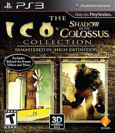 Jogo PS3 Usado Ico & Shadow of Colossus Collection