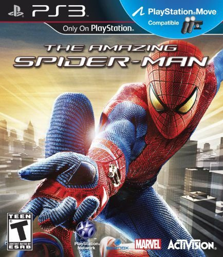 Jogo PS3 Usado The Amazing Spider-Man