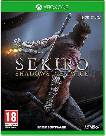 Jogo XBOX ONE Usado Sekiro Shadows Die Twice