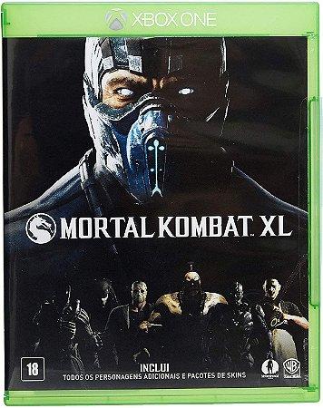 Jogo XBOX ONE Usado Mortal Kombat XL