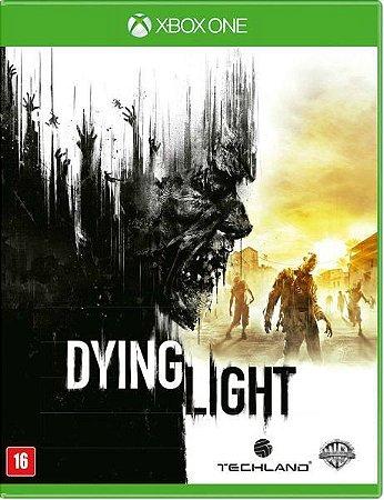 Jogo XBOX ONE Usado Dying Light